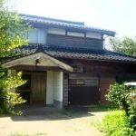 古民家物件 糸魚川市 田舎暮らし 今井・西中地区