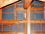 屋根裏の大工さん制作プレート
