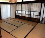 ゆったりの居間の和室がきれい(居間)