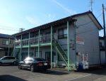 【賃貸アパート:コーポ丸山】#糸魚川#大和川小学校近#スーパーマーケット近