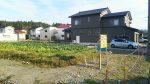【売地】商談中です。 糸魚川市厚田 6万円/坪 糸魚川総合病院直ぐ近く、約70坪以上建築条件なし販売